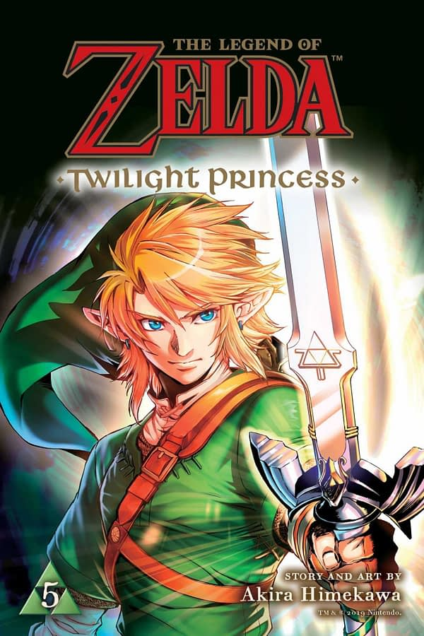 Zelda: Twilight Princess Manga Vol 5 Released Over 2 Months Early at MCM London Comic Con