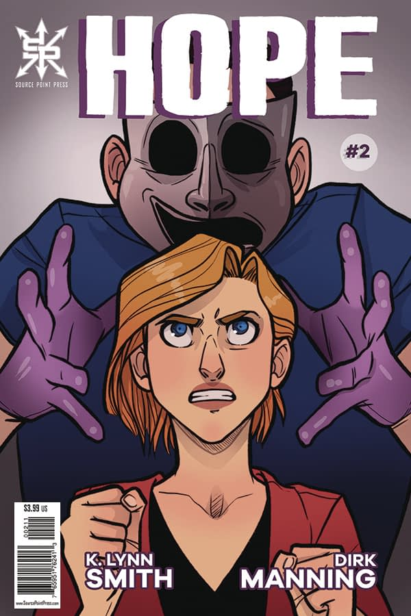 Free On Bleeding Cool: Hope #1 by Dirk Manning and K. Lynn Smith