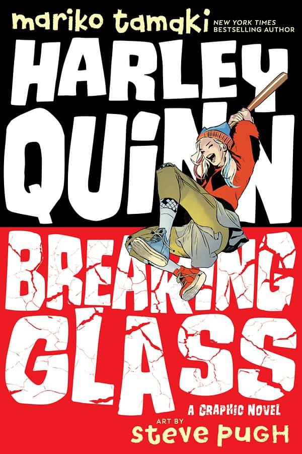 Comic Stores to Get Free Harley Quinn: Breaking Glass