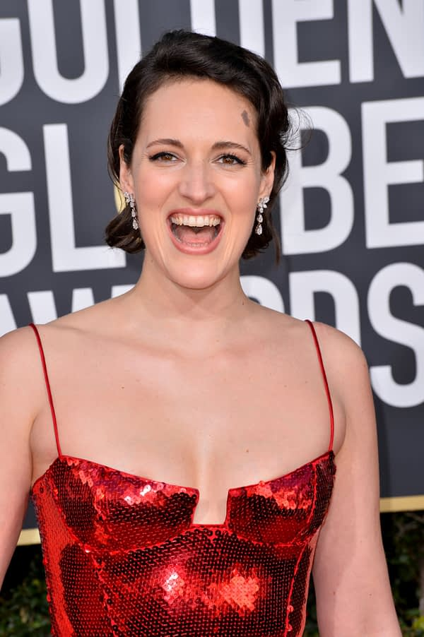 "Phoebe Waller-Bridge ""Really Excited"" to Write Dialog for James Bond in 'Bond 25'"
