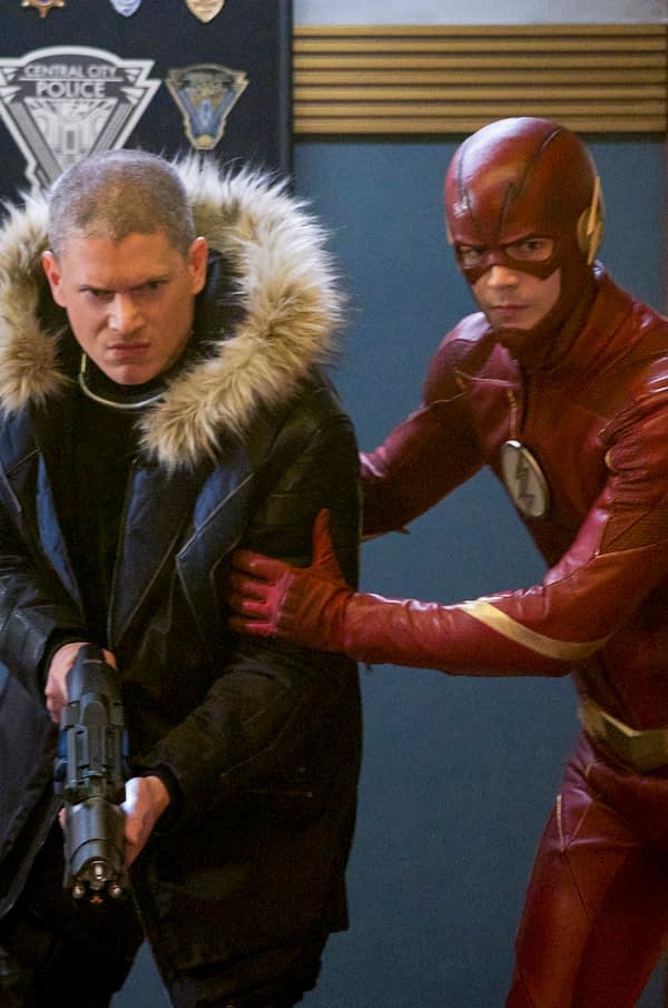 flash season 4 Citizen Cold
