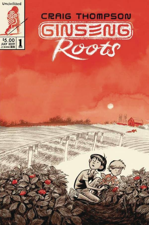 Blankets' Craig Thompson Launches Ginseng Roots #1 From Uncivilized Comics in September