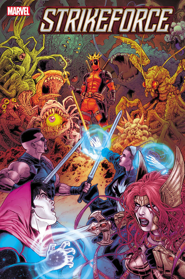 Marvel Comics Full March 2020 Solicitations