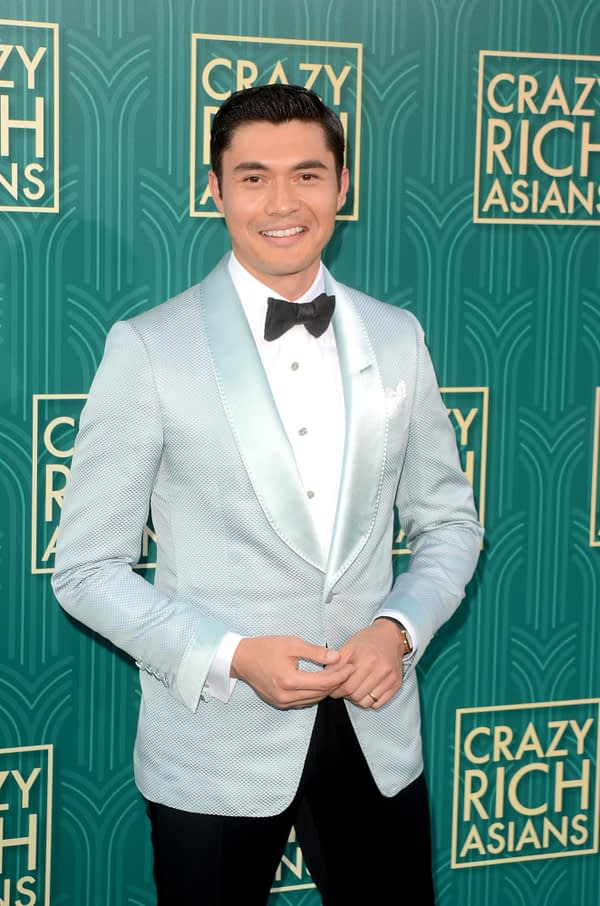 Henry Golding Teases 'Crazy Rich Asians' Trilogy at CinemaCon!