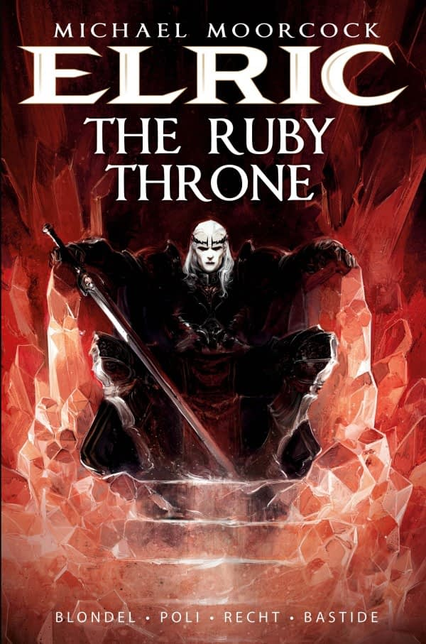 Michael Moorcock's Elric vol. 1 The Ruby Throne