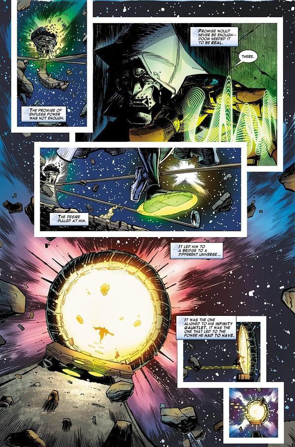 Fantastic Four #611 - Page 4