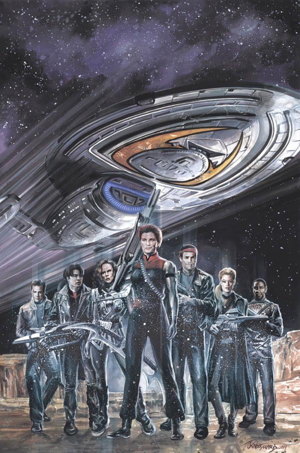 Star Trek: Voyager IDW