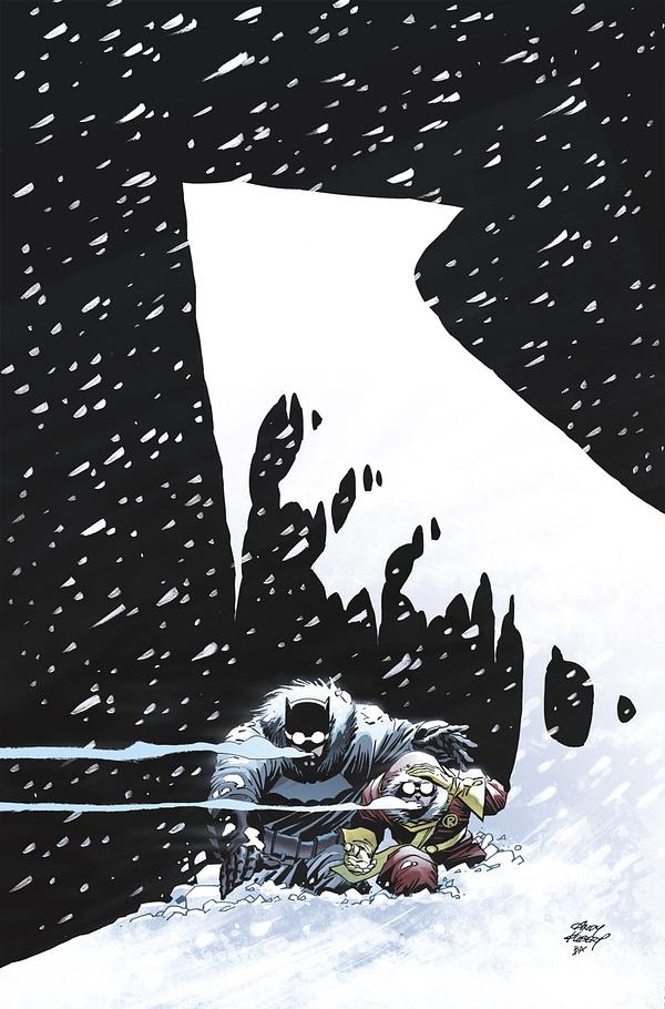 BATMAN EUROPA #4 CLASSIC JOCK VARIANT COVER 1:25 COMIC BOOK NEW 1 AZZARELLO 2016