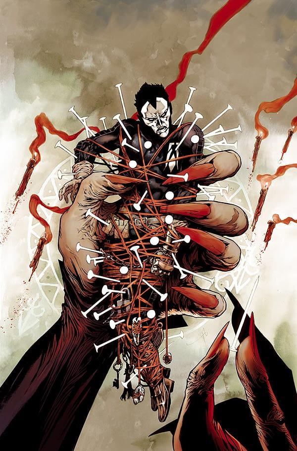 Shadowman #13X Cover