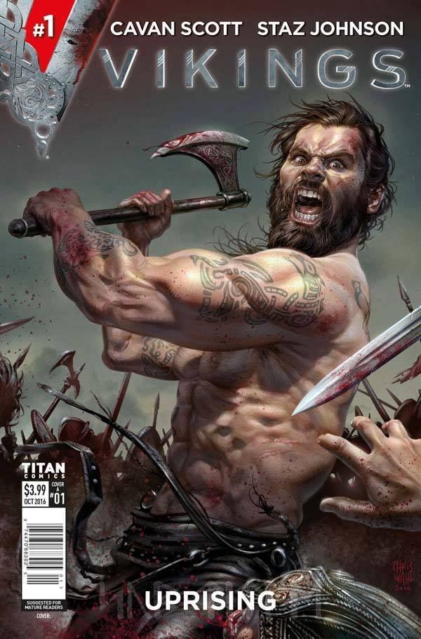 Vikings cover by Chris Wahl
