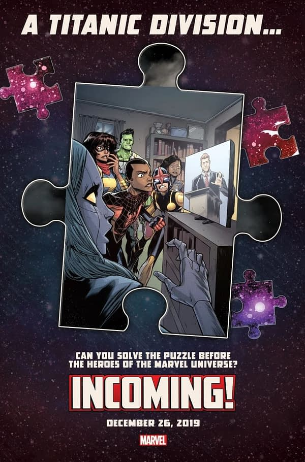 3124461 Thoughts About Marvel's Incoming #1, Out On Thursday (Spoilers)