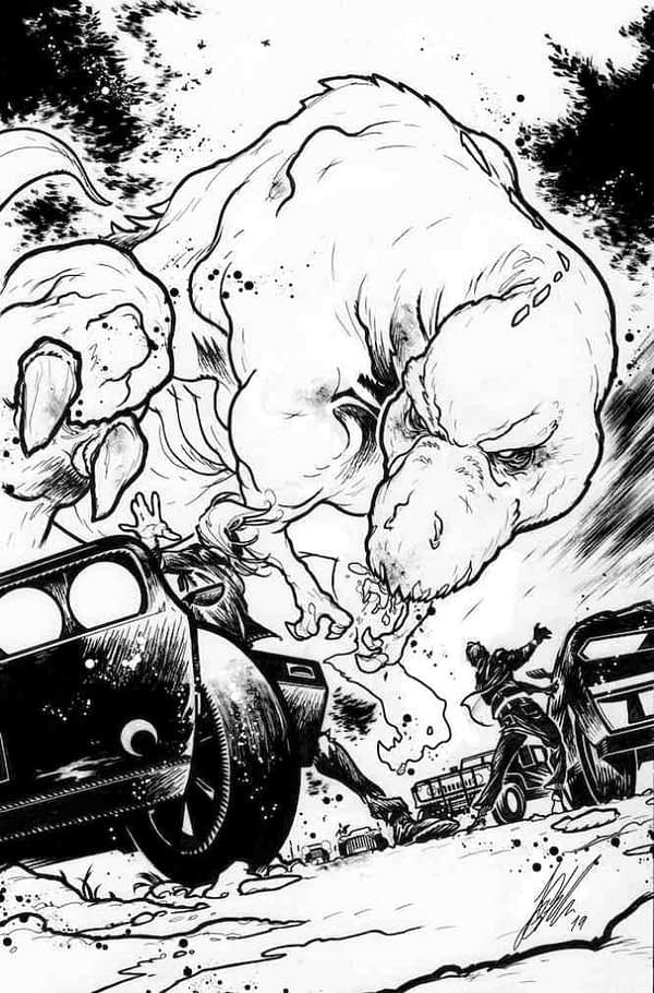 Lion Forge to Publish Time-Travel Road Trip Comic Backtrack