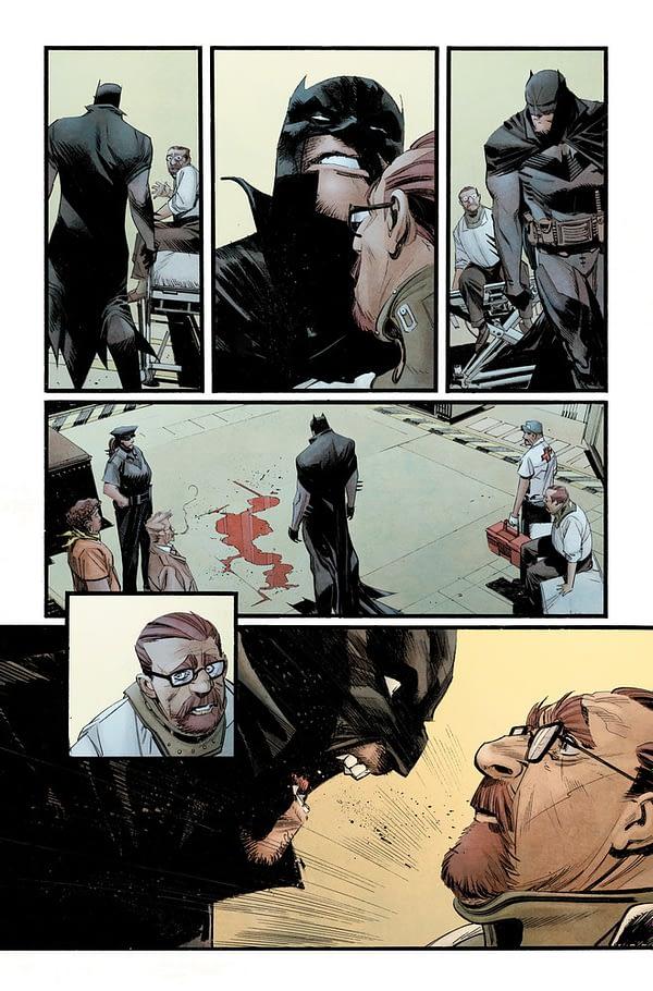 DC Sets Sean Gordon Murphy's Batman: White Knight Sequel for July