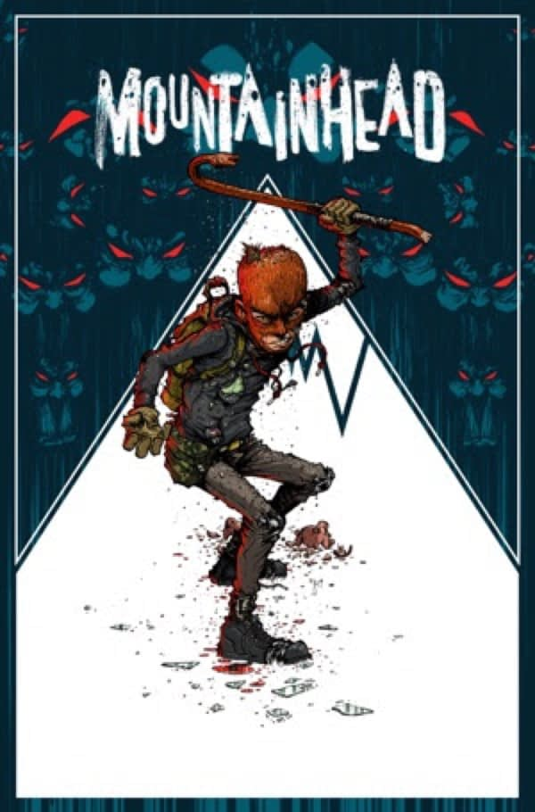 IDW to Publish Mountainhead by John Lees and Ryan Lees This August