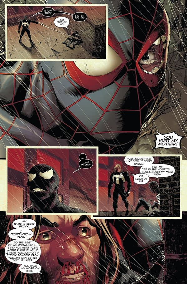 Miles Morales Remembers the Ultimate Universe in
