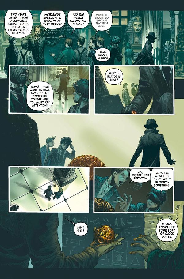 Mycroft Holmes Preview 1