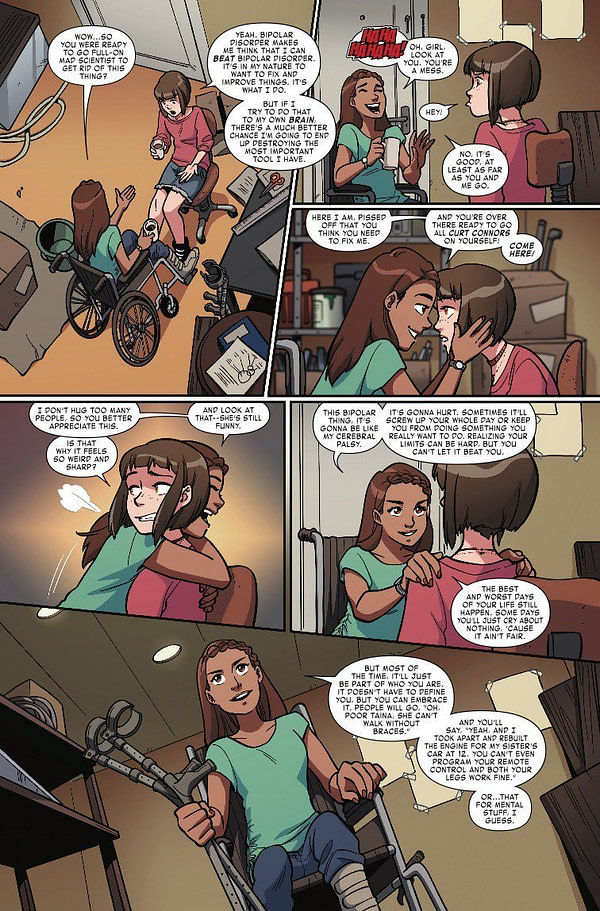 On Next Week's Unstoppable Wasp #8
