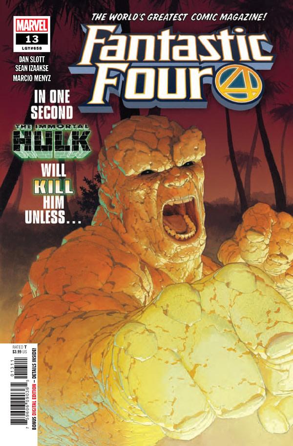 Fantastic Four #13