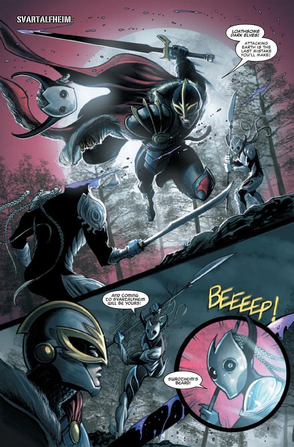 Punisher Kill Krew #4