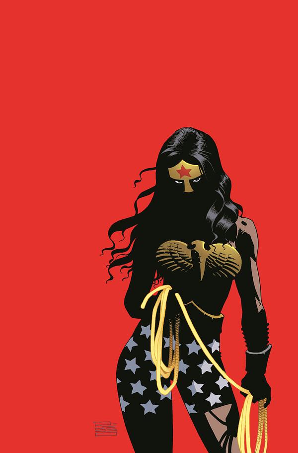 Wonder Woman DKIII Mini Cover (1)