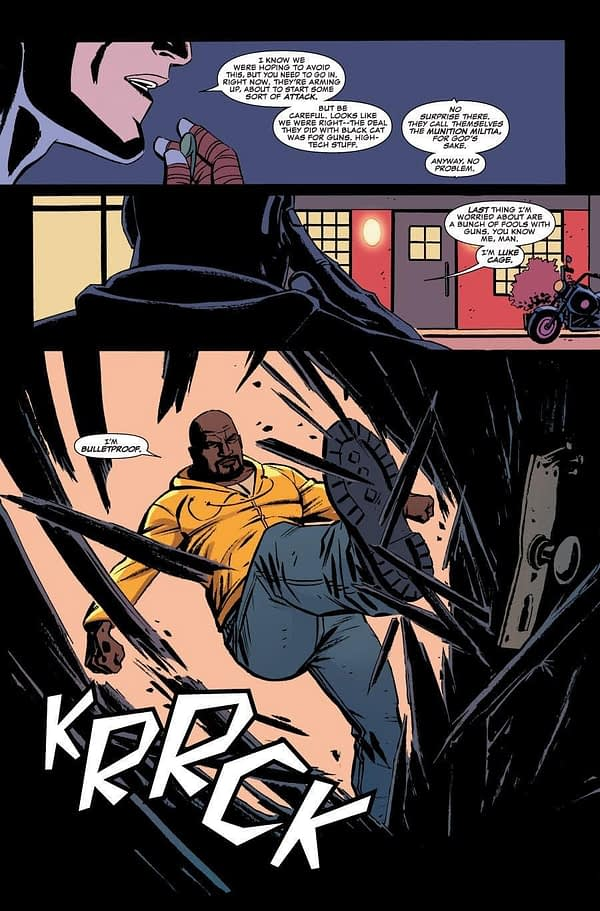 Daredevil #21 page