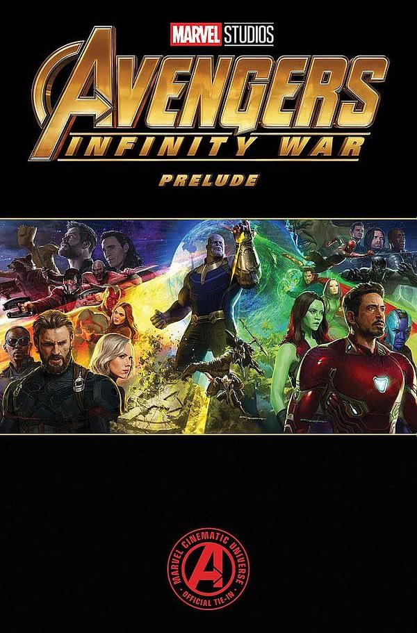 Infinity War On The Prelude Comic
