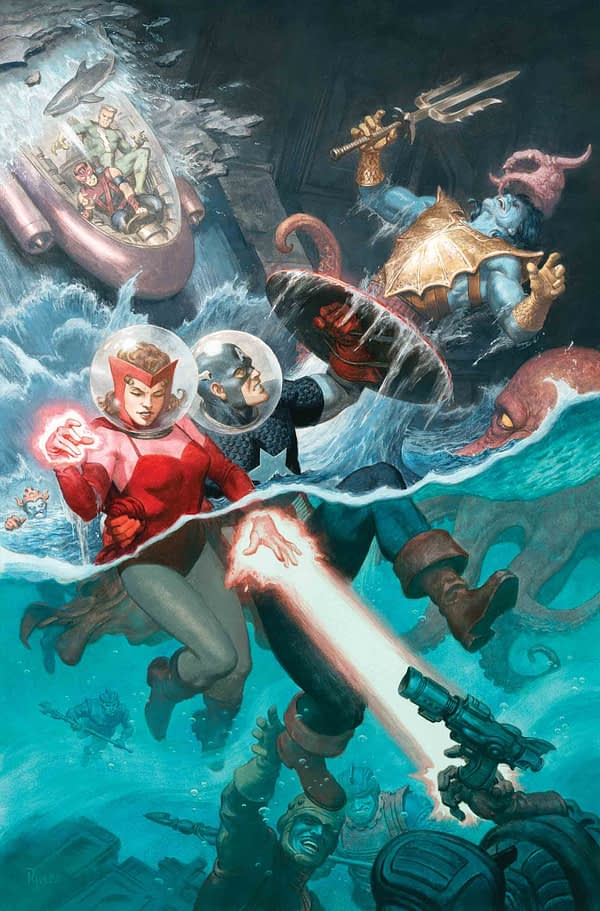 Marvel Comics Full Solicits for June 2019 - Thor's Sacrifice