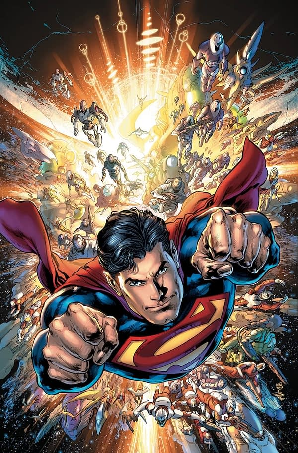 Could Lois Lane Betray Superman for Year of the Villain in Superman #13's Final Page Shocker?