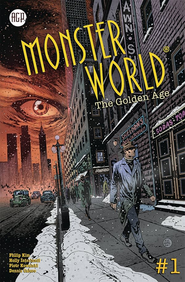 Monster World Returns From American Gothic in July For a Golden Age