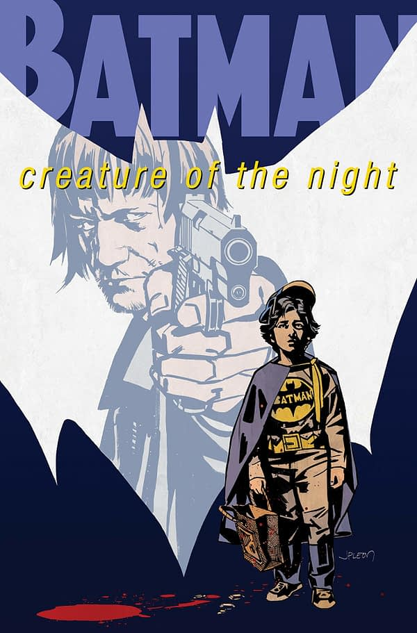 Vatman: Creatire Of The Night # Must Be Out Before