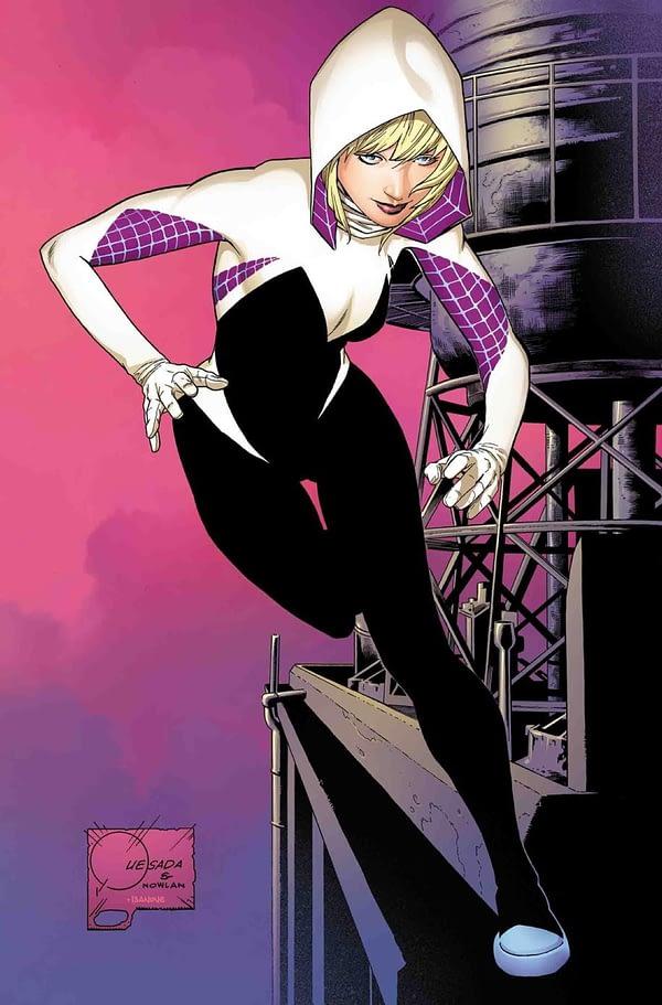 Marvel Shocker: Spider-Gwen: Ghost Spider Relaunched in August