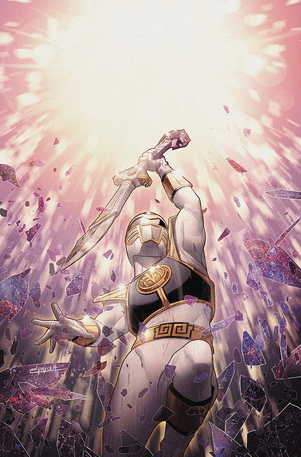 Mighty Morphin Power Rangers #40 Will Be Bigger Than Shattered Grid