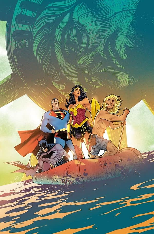Scott Snyder Brings Back The Justice Society of America