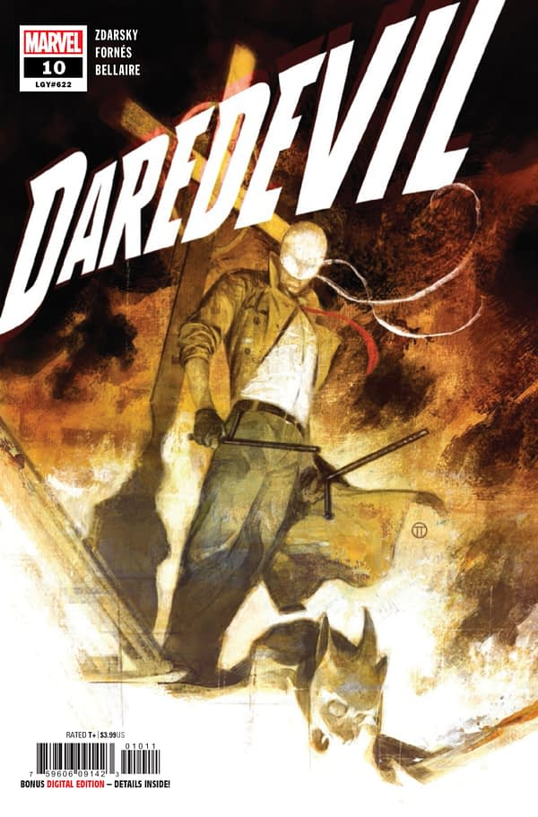 Daredevil #10 [Preview]