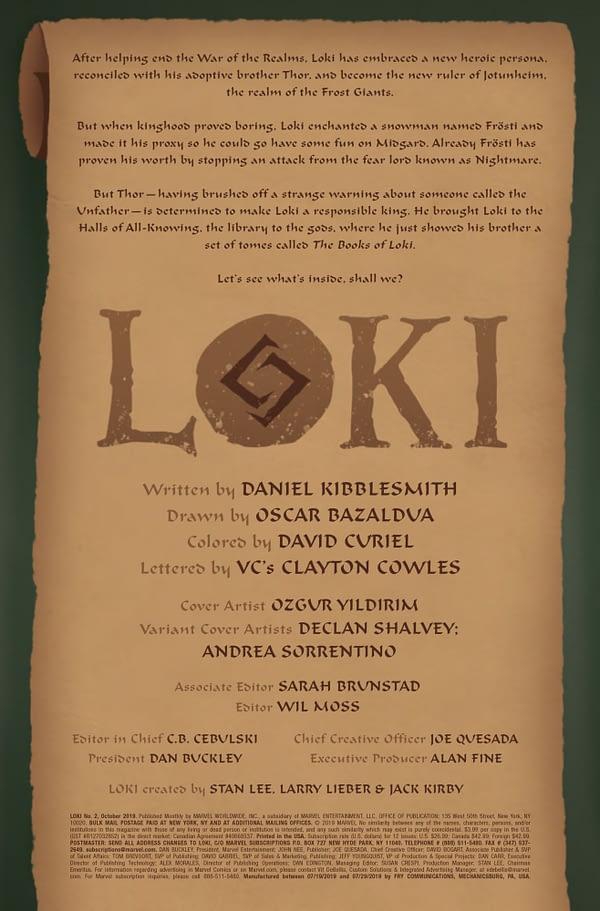 Loki #2