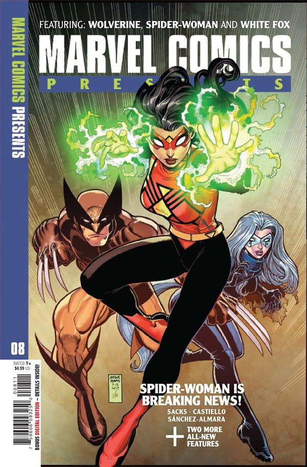 Marvel Comics Presents #8 [Preview]