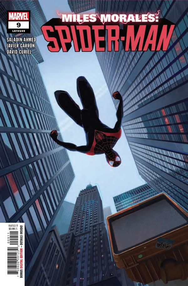 Miles Morales: Spider-Man #9