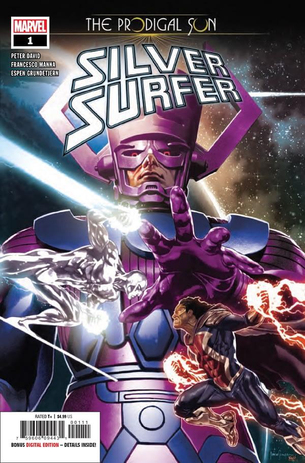 Silver Surfer: Prodigal Sun #1
