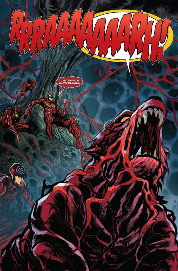 Absolute Carnage: Lethal Protectors #2 [Preview]