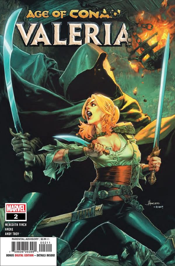 Age of Conan: Valeria #2 [Preview]