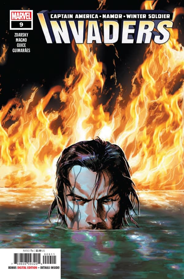 Invaders #9 [Preview]