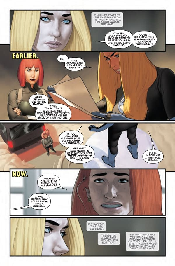 Invisible Woman #3 [Preview]