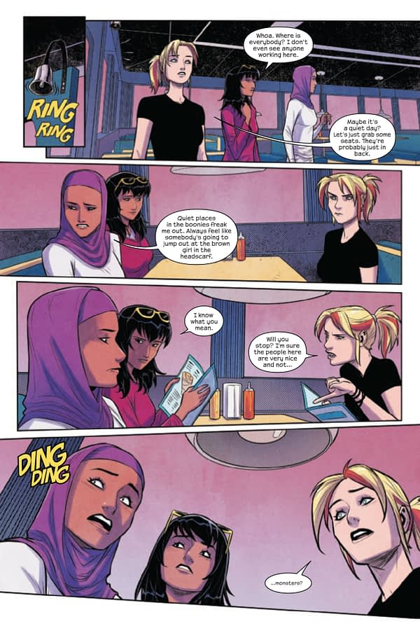 Magnificent Ms. Marvel #7 [Preview]