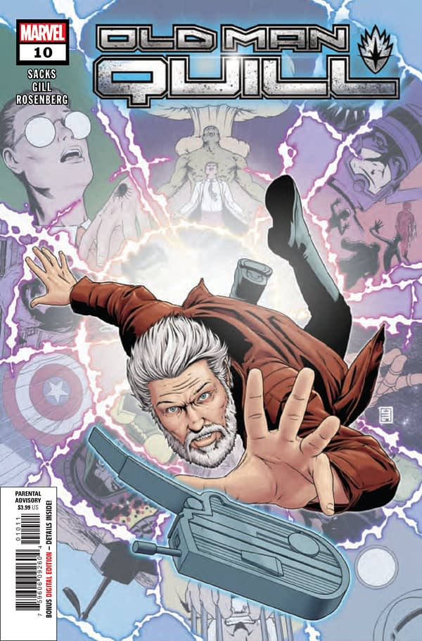 Old Man Quill #10 [Preview]