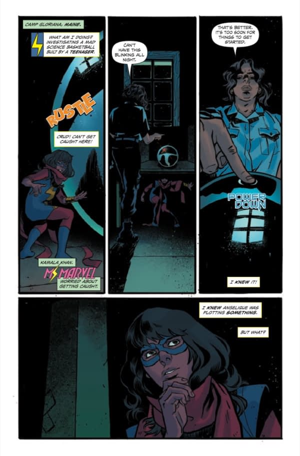Fearless #3 [Preview]