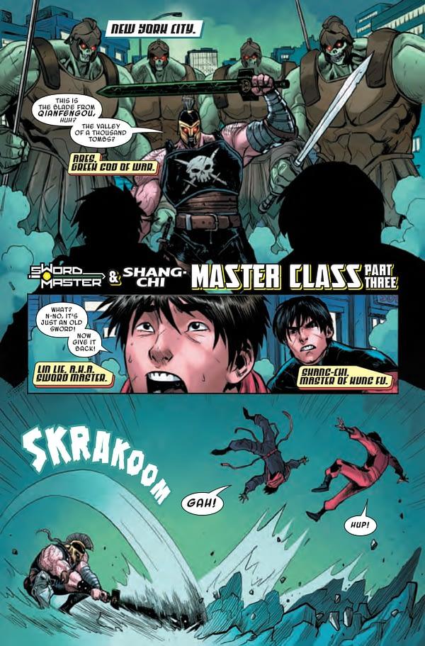 Sword Master #3