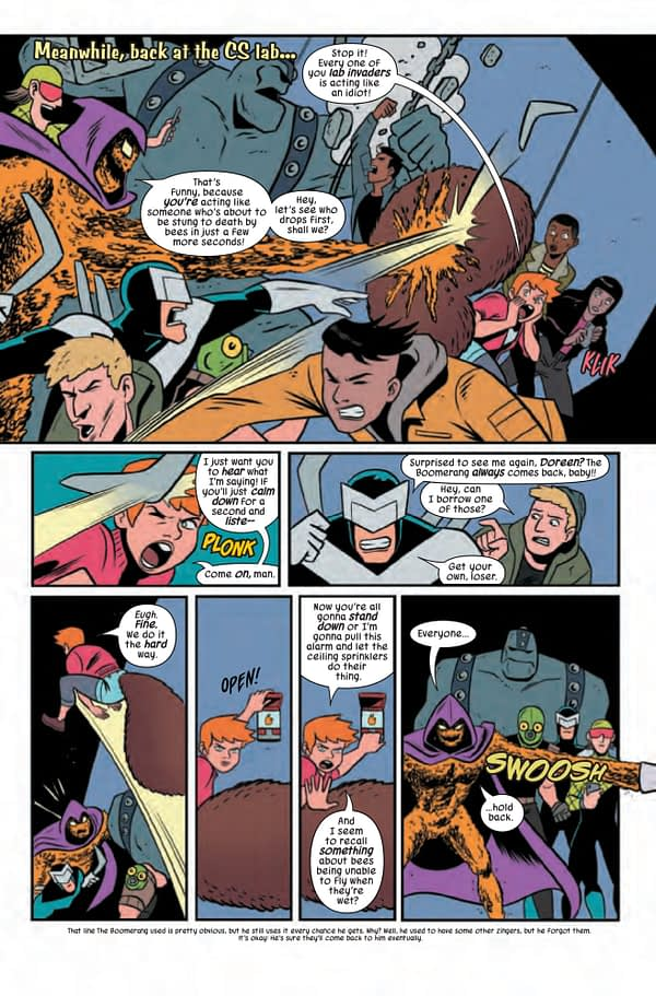 Unbeatable Squirrel Girl #48 [Preview]