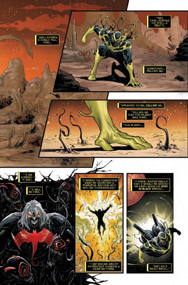 Venom #18 [Preview]