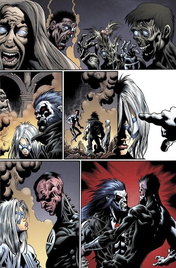 Is Tempus Fuginaut DC's Answer to Marvel's Watcher?