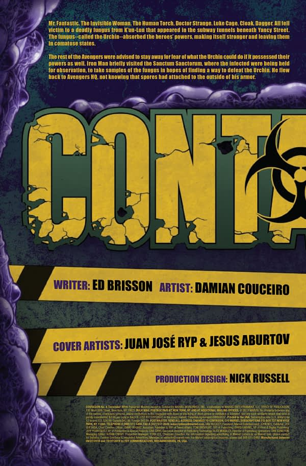 Contagion #4 [Preview]